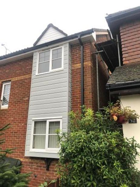 cladding grey contemporary, cladding, grey cladding, chartwell green cladding